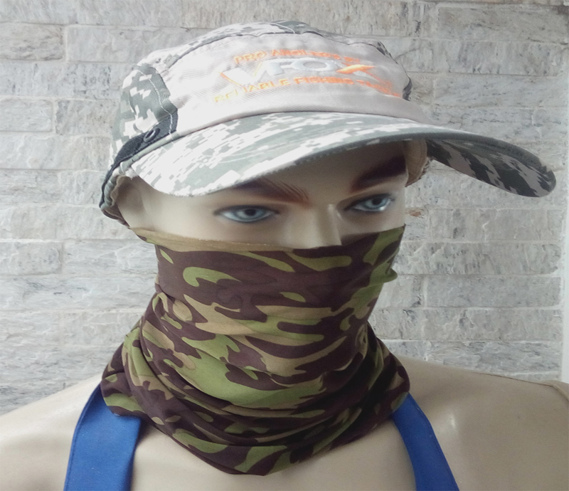 tube-jungle Bandana Tube Neck