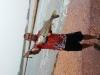 Robalão 9 kg na chuva - Aquafort - Ceará