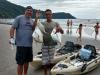Pesca de caiaque - Canto do Forte - PG