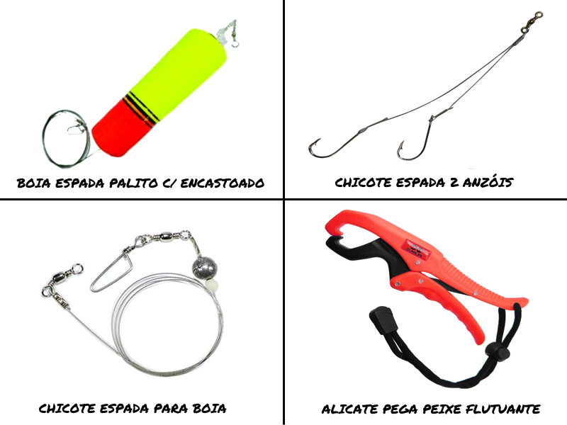 produtos-espada Pesca do peixe espada
