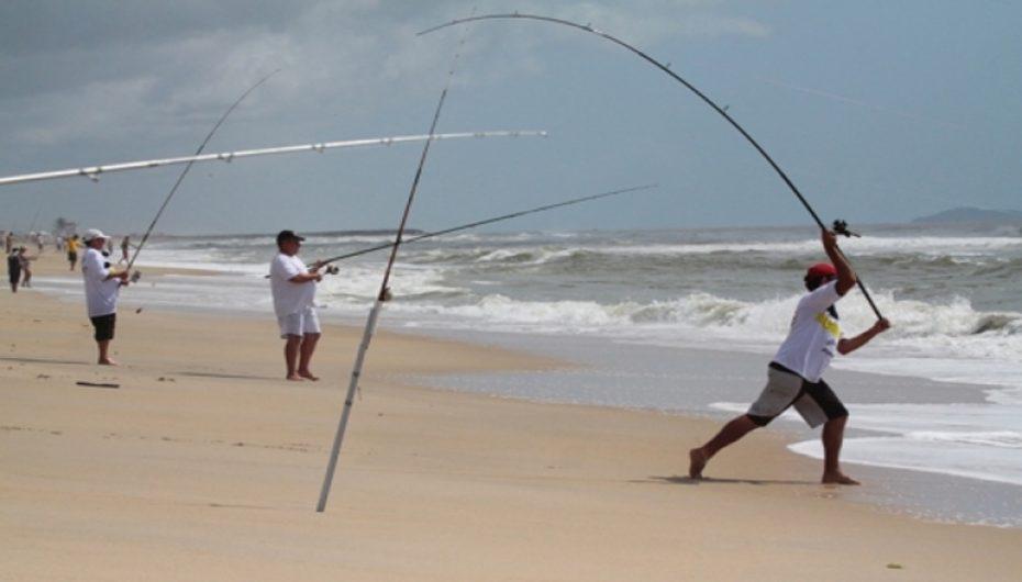 Arremesso de Praia