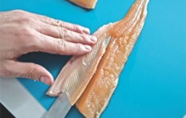 Como filetar os peixes