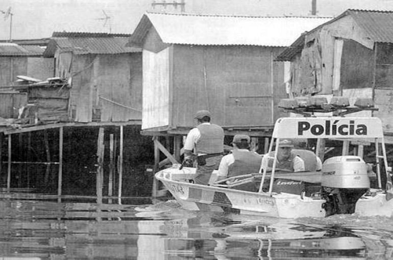 Bandidos atacam pescadores