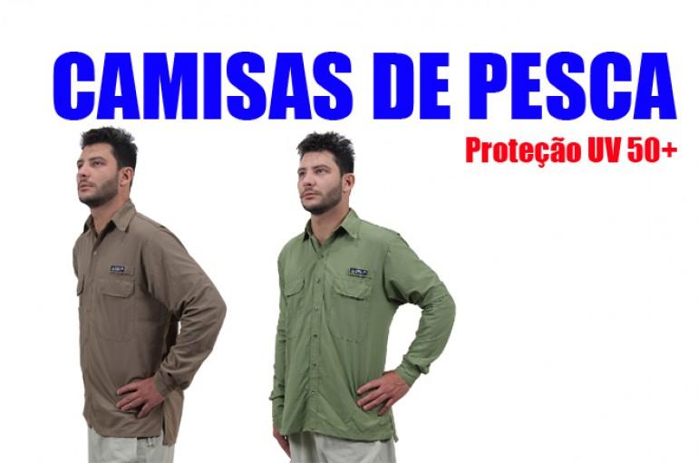 Camisa Pesca
