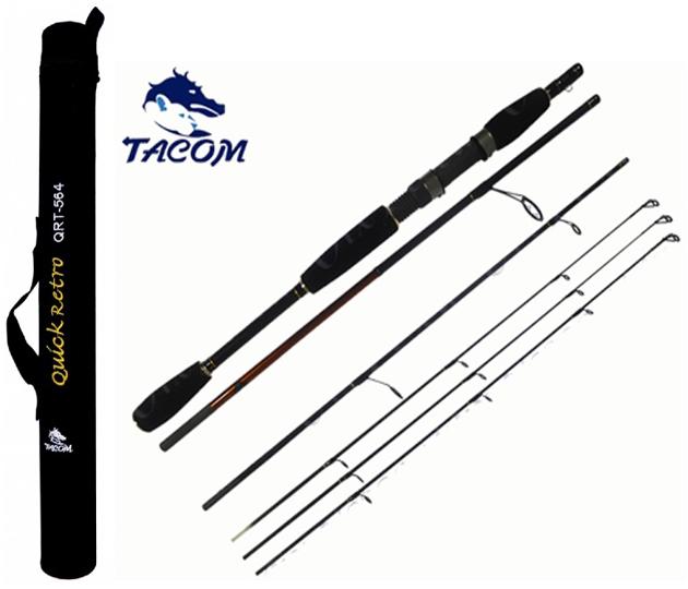 vara-tacom-quick-retro Vara Tacom Quick Retro 1.83 m Carbono