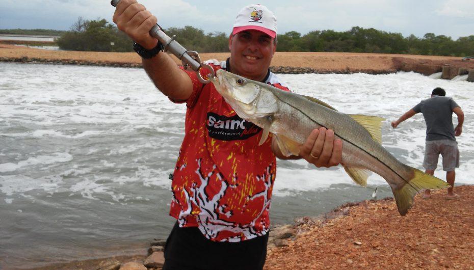 Pesca do Robalo – Aquafort Ceará