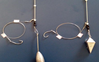 Chicote Aço Inox c/ cabo aço