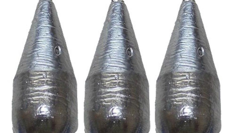 Chumbada Torpedo 130 gramas