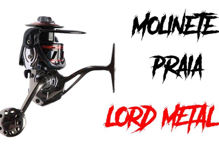 Molinete Praia Lord 5000