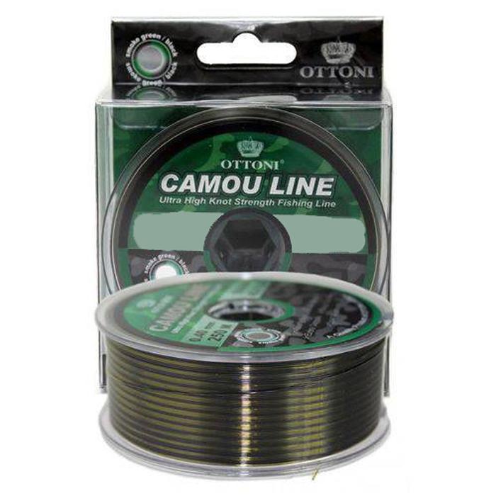 linha-camouline Linha Monofilamento Camouline 0,25 mm 300 metros